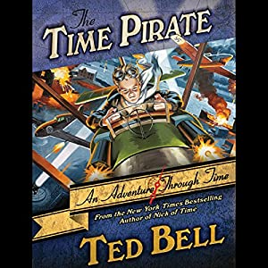 Time Pirate Audiobook