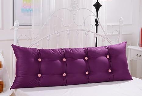 Letto Con Schienale Morbido : Lwy cuscini cuscini a doppio cuscino letto morbido letto cuscini