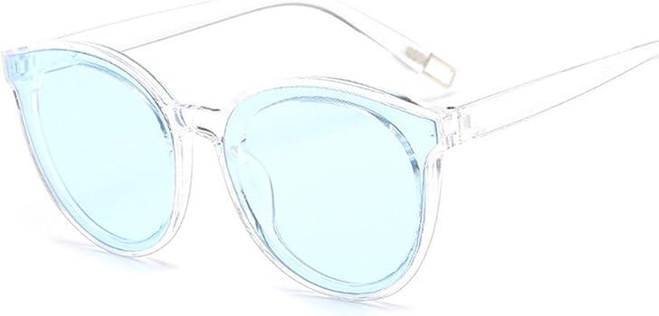 Amazon.com: Sunglasses Cat eye glasses women men classic ...