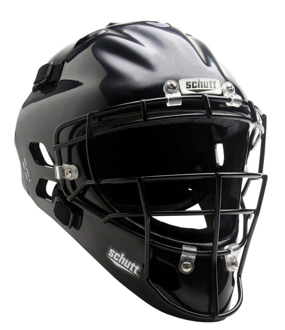 Schutt Sports Hockey Style Full Baseball/Softball Catcher's Mask (6 5/8-Inch - 7 5/8-Inch) by Schutt