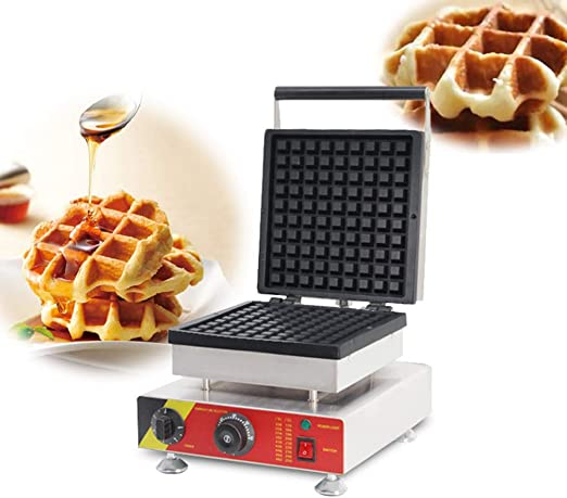 Waffle maker Belgium commercial SG 3pin plug, Home