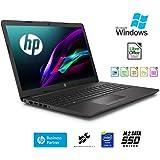 "HP 250 G7 Ordenador portátil 15.6 ""HD Intel Core i5 8265U, RAM 8 GB Ddr4, SSD M.2 de 500 GB, Display Pulgadas antideslumbrante, Windows 10 Professional / Teclado italiano QWERTY"