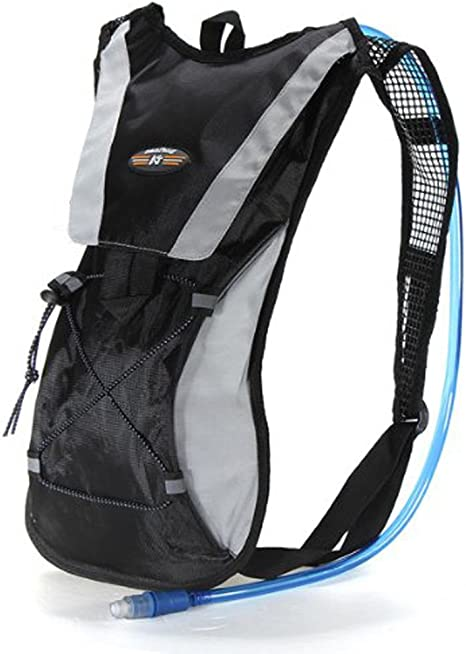 Hydration Pack Water Rucksack Backpack Bladder Bag Cycling Bicycle ...