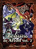 capa de Bestiário de Arton - Volume 2
