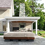 SONGMICS Patio Furniture Cover, Patio Table and