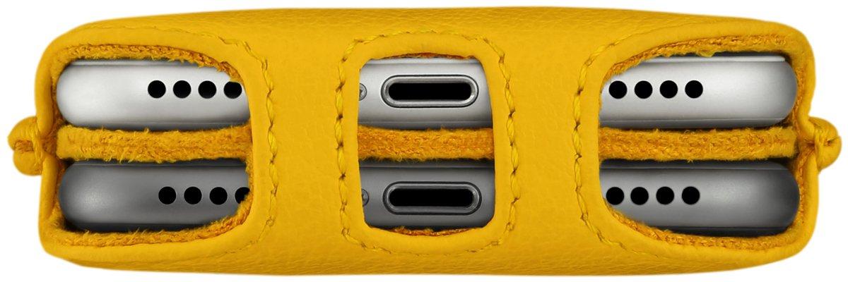 ullu Sleeve for iPhone 8 Plus/ 7 Plus - Sun Ray Yellow UDUO7PPL14 by ullu (Image #4)