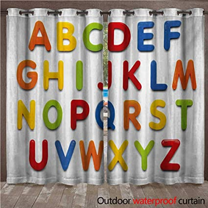 Amazon.com: BlountDecor Letters Patio Gazebo Pergola Cabana ...