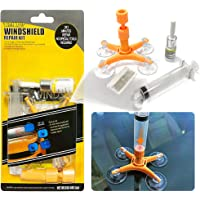 YOOHE Car Windshield Repair Kit - Windshield Repair Kit with Pressure Syringes for Fix Windshield Chips, Cracks, Bulls…