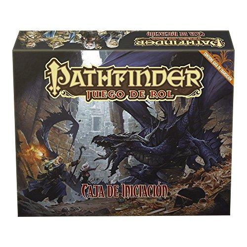 Devir – Pathfinder: caja de iniciación, juego de mesa (PFCABA)