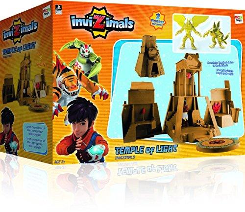 Invizimals Temple Of Uberjackal IMC Toys