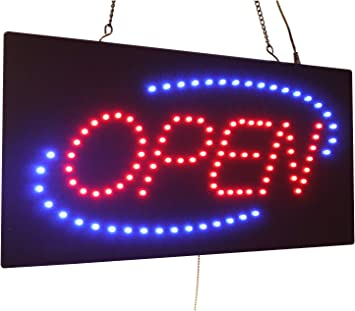 Amazon.com: Open sign 19