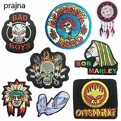 d409b02b794e Buy Pinkdose® Laser Bright: Prajna American Indian Badge Jacket ...