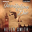 Invitation to Die: An Emily Castles Mystery, Book 1 Audiobook by Helen Smith Narrated by Alison Larkin