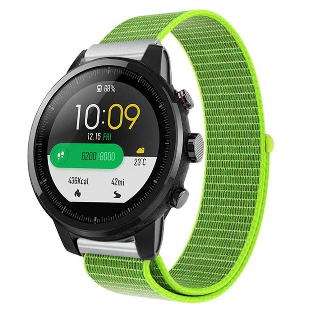 Alt Verano 22 mm para huami amazfit Stratos Smartwatch 2/2S ...