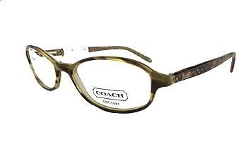 d5856580ec Amazon.com  New Authentic COACH JOSIE (515) Womens Eyeglasses in ...