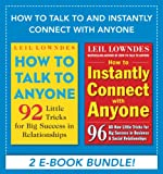 img - for How to Talk and Instantly Connect with Anyone (EBOOK BUNDLE) book / textbook / text book