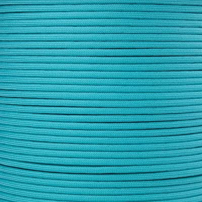 ParacordPlanet 25 550 Cord Hank of Type III 550 Paracord Teal