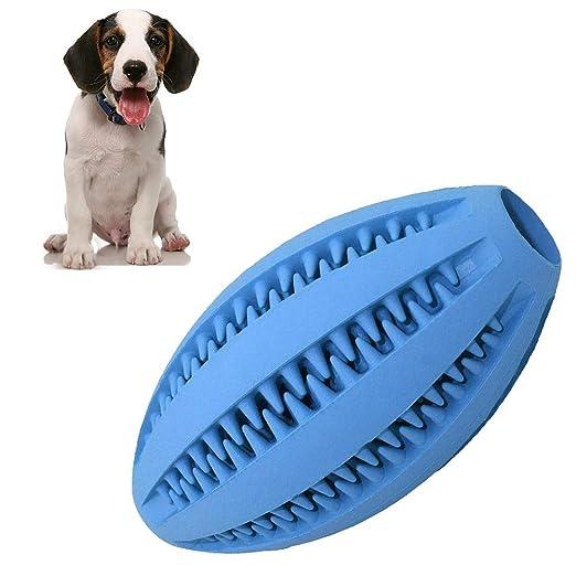 SXJXB Juguetes para Perros Mascotas Pelota,Juguete para Limpieza ...