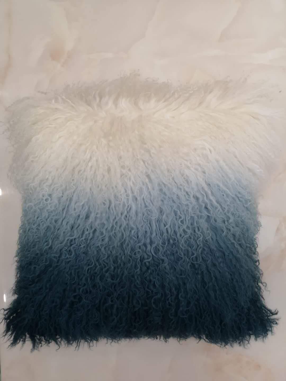 Amazon.com: E Cloud - Funda de cojín de piel de cordero ...