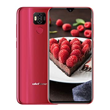 Ulefone Power 6 (2019), 4G Smartphones Libres, Android 9.0 ...