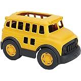 Green toys グリーントイズ スクールバス 黄色 大きい 輸入品 GRT-SCHY1009