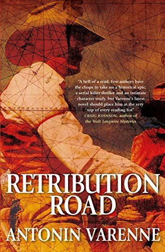 Amazon retribution road ebook antonin varenne sam taylor retribution road by varenne antonin fandeluxe Document