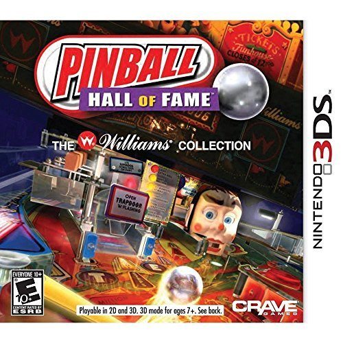 Pinball Hall of Fame: Williams Collection - Nintendo 3DS by Solutions 2 Go by Solutions 2 Go