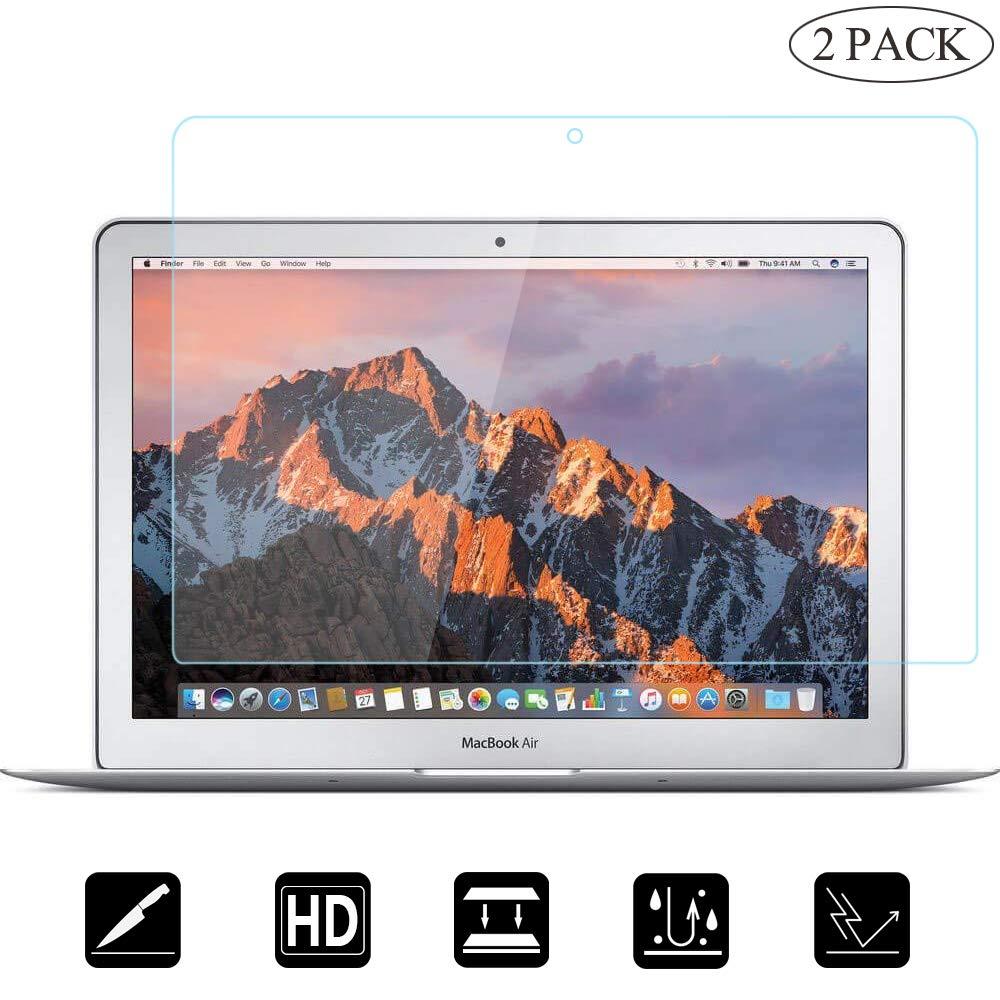 "Apple MacBook Air 13 13/"" Anti-Glare Screen Guard Protector 3 Pack Matte A1466"