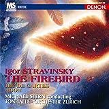 STRAVINSKY: FIREBIRD, JEAU DE CARTES, AGON(reissue)
