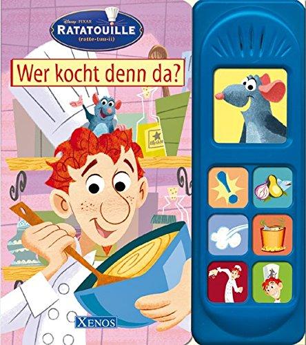Disney Ratatouille - Wer kocht denn da? (407 Disney)