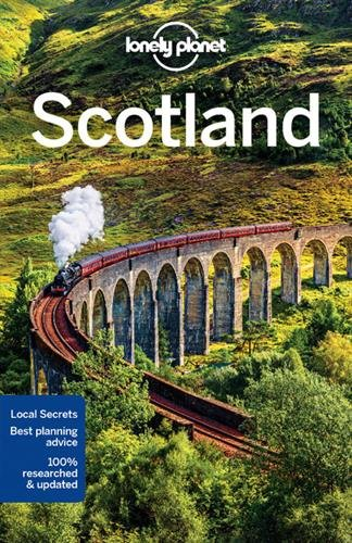 Lonely Planet Scotland Travel Guide