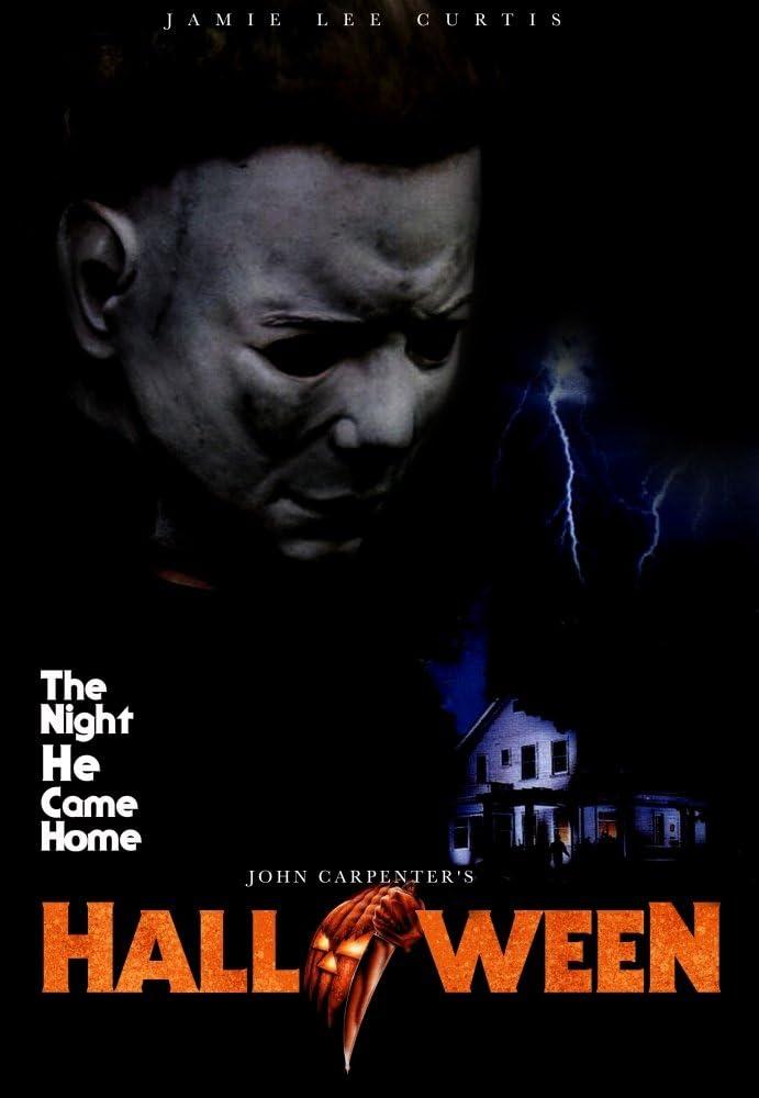 Posterazzi EVCMCDHALLEC041 Halloween Movie Poster Masterprint, 11 x 17, Varies