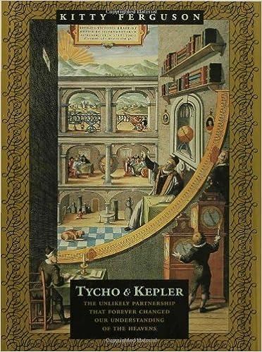 Amazon.com: Tycho & Kepler (9780802713902): Kitty Ferguson: Books