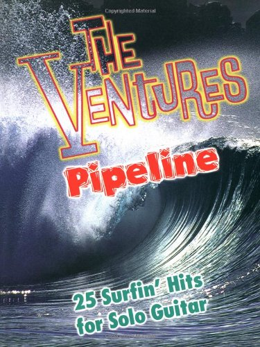 The Ventures - Pipeline (Rock Guitar Music Sheet)
