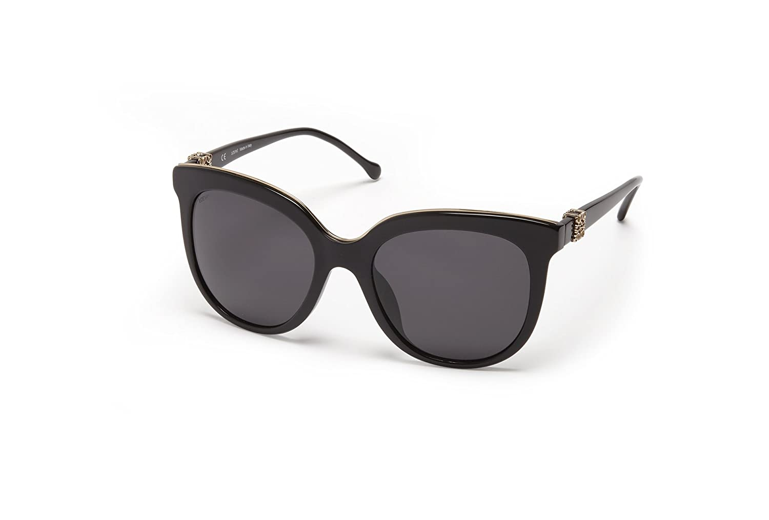 Amazon.com: Loewe Sunglasses SLW948G570700 (57mm) Women ...