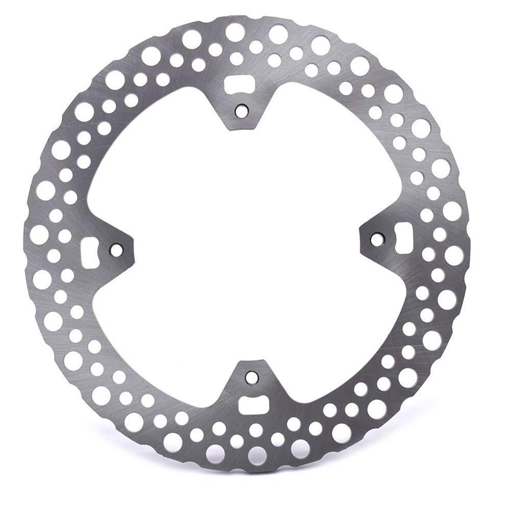 ECLEAR 240mm Rear Brake Disc Rotor for Honda CR125 CR250 2002-2008 CRF250 CRF450 2002-2017