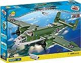 COBI Small Army B-25 Mitchell Bomber Plane Building Kit