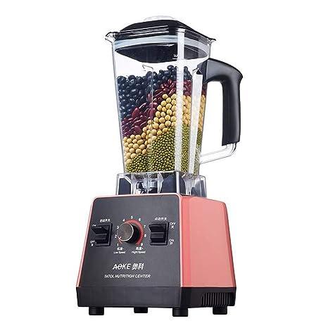 JCOCO Exprimidor del hogar, exprimidor automático de la fruta y verdura, máquina quebrada multifuncional