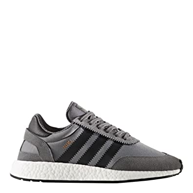 premium selection 904e5 3ca5e adidas Iniki Runner Mens By9732 Size 7.5 Dark Grey