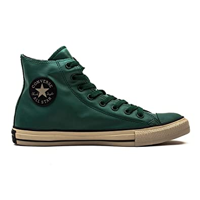 converse haute gloom green