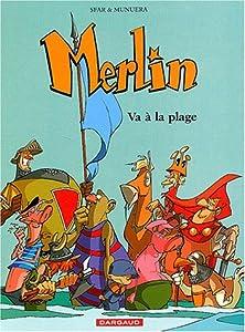 """Afficher """"Merlin n° 3 Merlin va à la plage"""""""