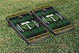Portland Timbers MLS Soccer Regulation Cornhole Game Set Scarf Version