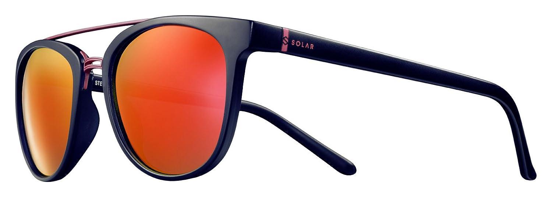 Solar Stewart - Gafas de Sol polarizadas Unisex, Azul ...