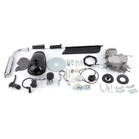 Buy iyoukesin Professional 2 Stroke 80cc Cycle Motor Engine Kit Gas