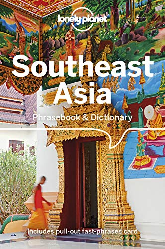 Lonely Planet Southeast Asia Phrasebook & Dictionary (Southeast Asia On A Shoestring Travel Guide)