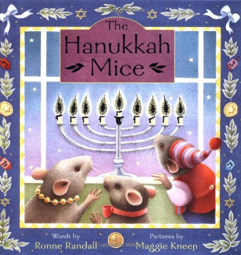 The Hanukkah Mice ebook