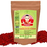 Hollywood Secrets 100% Pure Red Sandalwood Powder, 100g