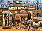 #1: Buffalo Games - Charles Wysocki - Timberline Jacks - 1000 Piece Jigsaw Puzzle