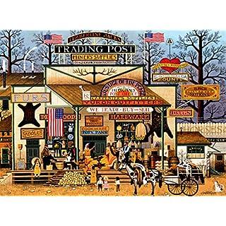 Buffalo Games - Charles Wysocki - Timberline Jacks - 1000 Piece Jigsaw Puzzle