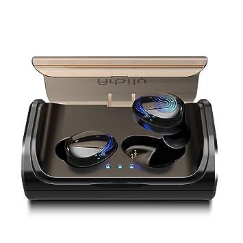 Arbily Auriculares Bluetooth, Auriculares Inalámbricos Bluetooth 5.0 Estéreo Hi-Fi Sonido IPX6 Resistentes al